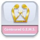 Contoured G.E.M.S.