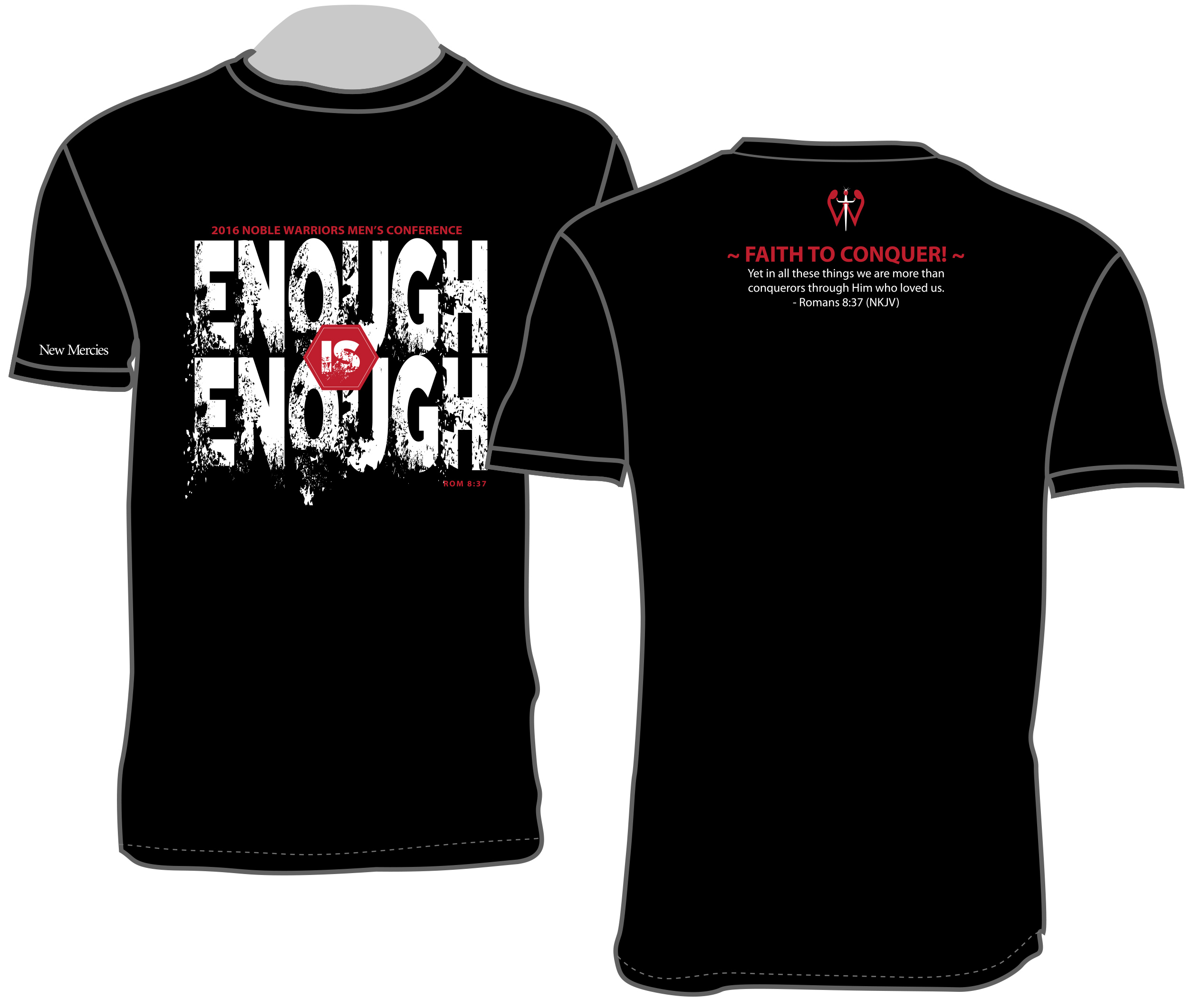 NW Conference Shirt